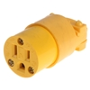 Picture of PLUG FEMALE CORD CONNECTOR 120V