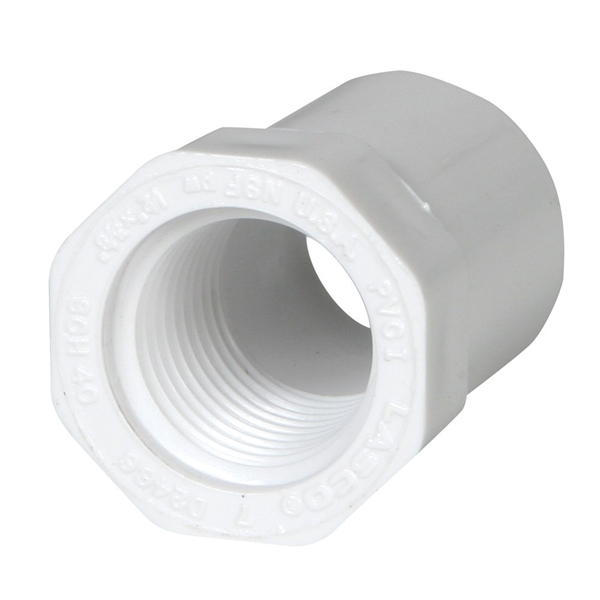 """Picture of REDUCING BUSHING 6"""" TO 4"""" PVC SCH 40"""