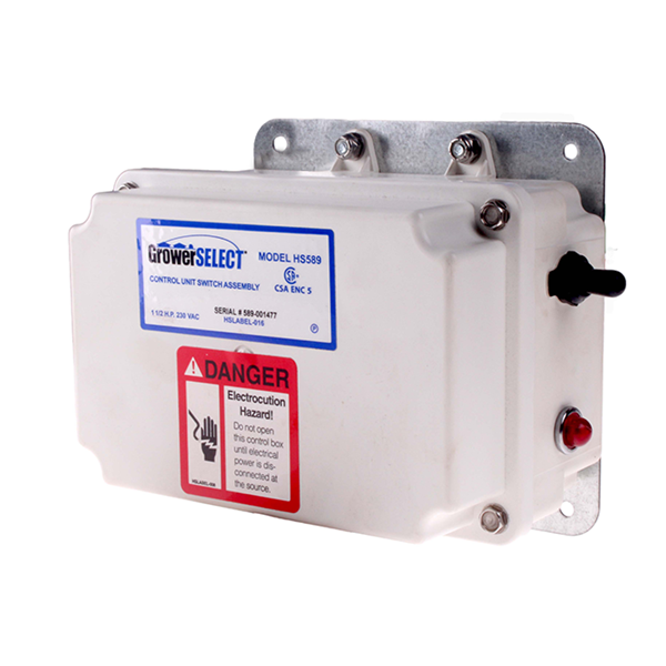 Picture of Grower SELECT® Control Unit Switch w/o Relay