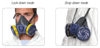 Picture of MOLDEX® 7000 SERIES HALF MASK ONLY