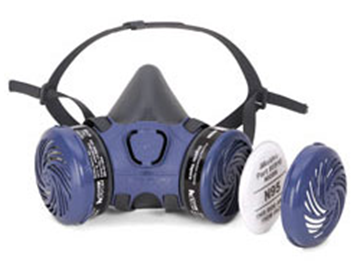 Picture of MOLDEX® 7000 SERIES HALF MASK ASSEMBLY