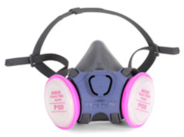 Picture of MOLDEX® 7000 SERIES HALF MASK W/ P100