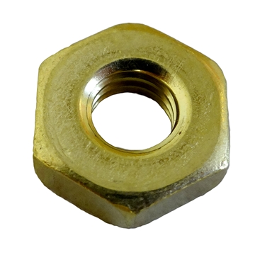Picture of 10-32 Brass Nut for I-17 Burner Plate
