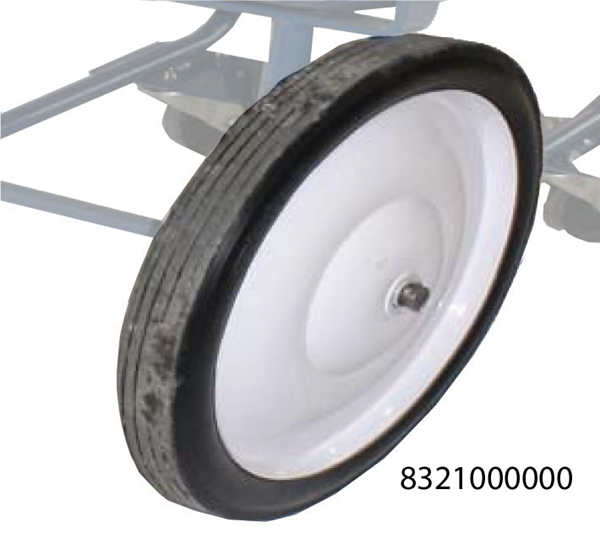 """Picture of 16"""" x 1-1/4"""" Wheel"""