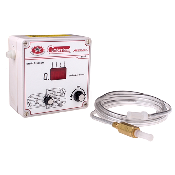 Picture of AP® Static Pressure Controller