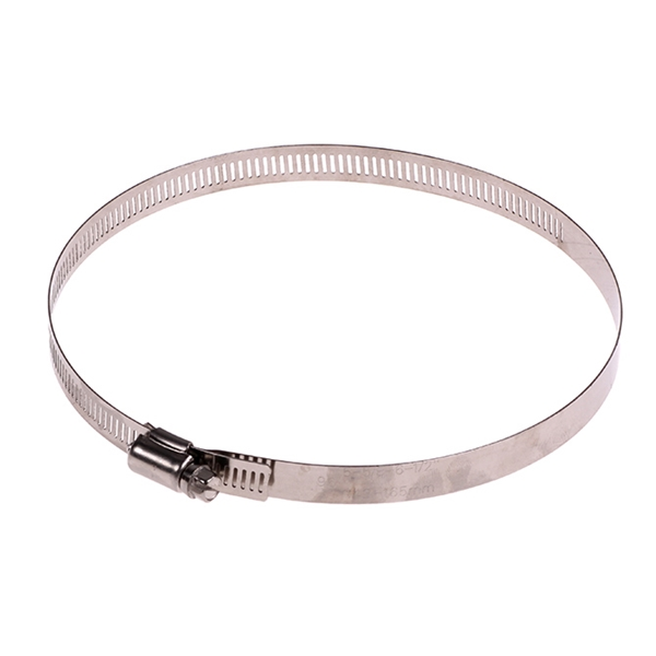 "Picture of Hose Clamp SAE96 5-5/8"" - 6-1/2"" SS"
