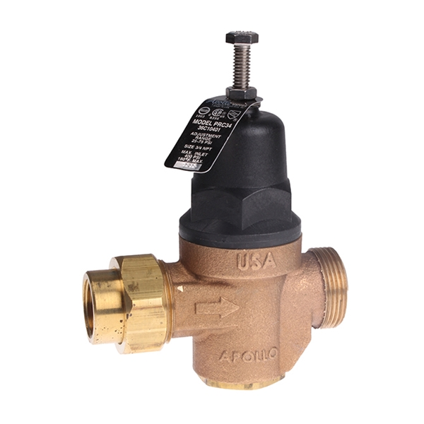 Picture of Poly Top Brass Pressure Valve
