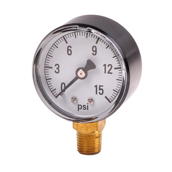 Picture of Water Pressure Gauge 0-15 PSI
