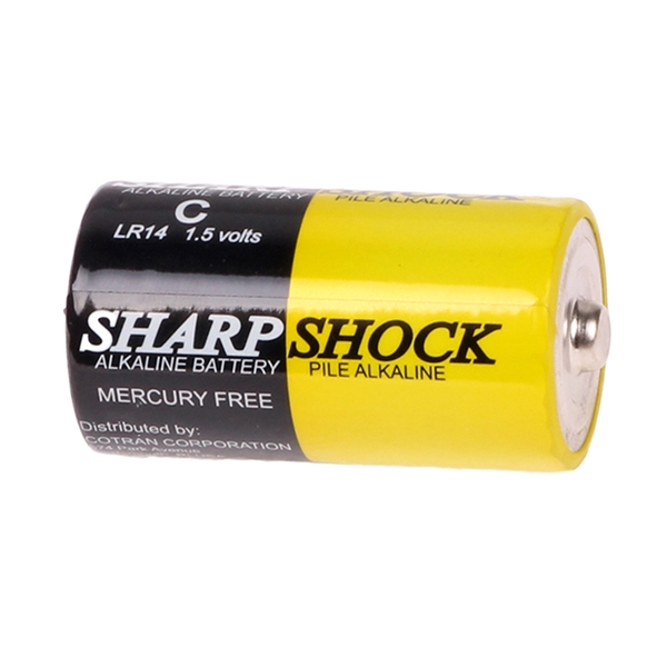 """Picture of SharpShock® """"C"""" Batteries"""