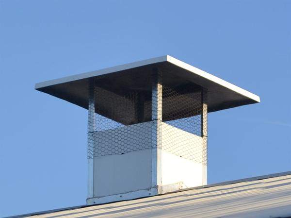 Picture of Hog Slat® Barn Chimney