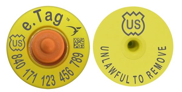 Picture of USDA NAIS (840) Full Duplex E.TAG®
