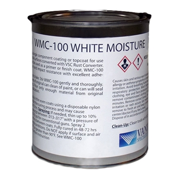 Picture of WMC100 White Urethane Coating
