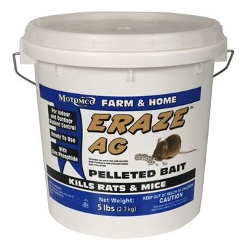 Picture of Eraze™ Ag Pellets - 5 lb. Bucket