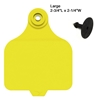 Duflex® Large Cattle Tag - Blank