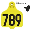Duflex® Large Cattle Tag - Numbered
