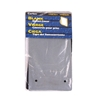 Picture of Receptacle Cover Blank Gray Waterproof