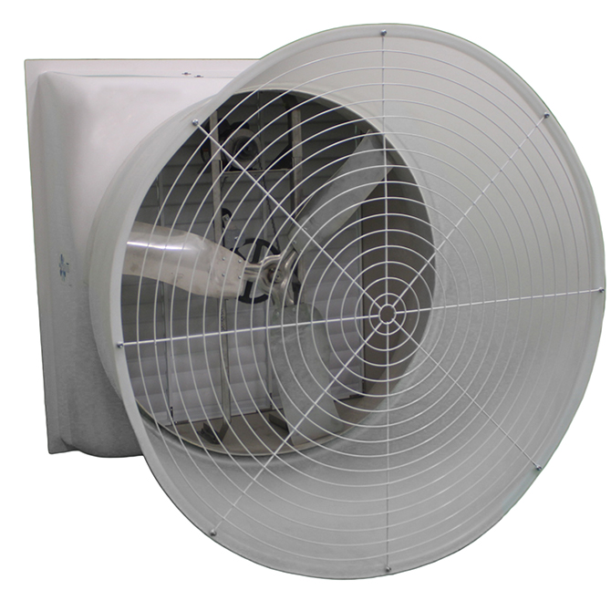 Airstorm 54 Quot Fan Without Cone Hog Slat