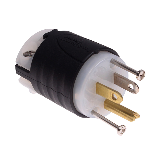 125v 15a Plug Male Connector