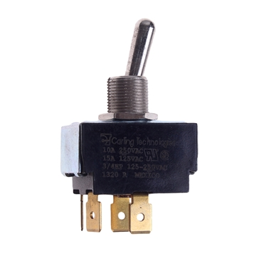 Picture of Toggle Switch DPST 10 Amp 250 V