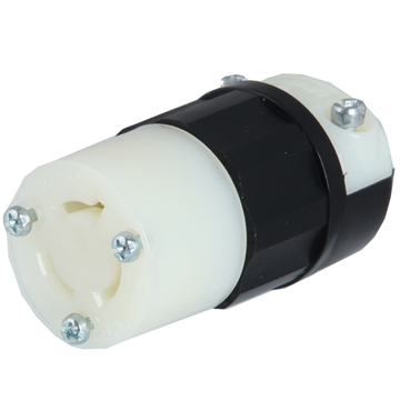 Picture of Twist Lock Connector 15A 220V NEMA L6-15R