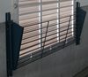 "Picture of 54"" Hog Fan Guard Galvanized Finish"