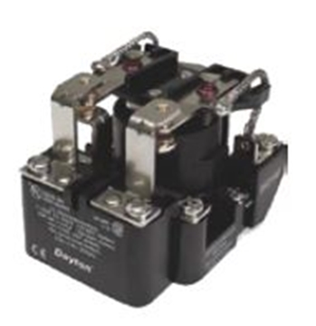 Picture of Universal 8 Pin Relay 120/240V