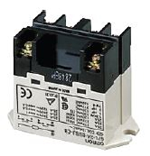 Picture of Relay Magnet Blowout DPST 6 Pin 240VAC