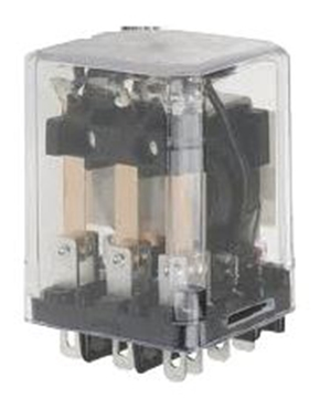 Picture of Relay TPDT Cube 120V