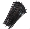 """Picture of 12"""" Cable Wire Zip Ties - Black"""