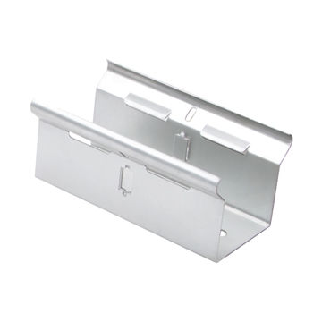 "Picture of Hog Slat® 8"" Coupler Medium Wide Trough"