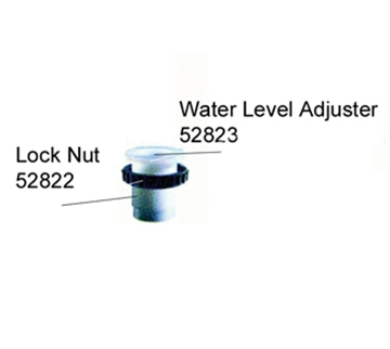Picture of Plasson® Lock Nut, Breeder