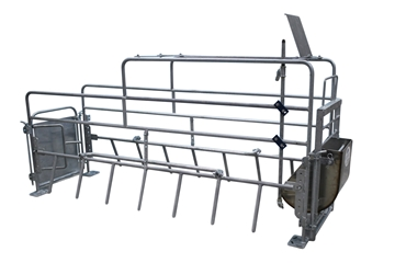 Picture of Hog Slat® Advantage Farrowing Crate