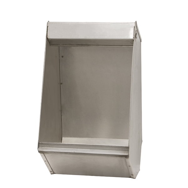 """Picture of AP® Sow Feeder 14"""" Square Bottom"""