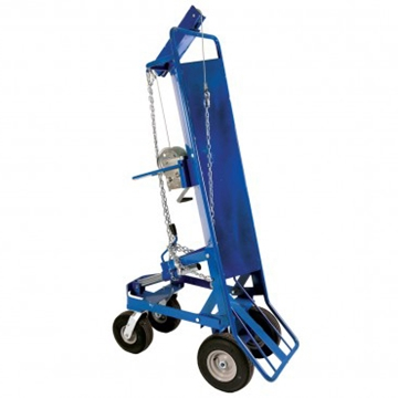 Picture of 4 Wheel Carcass Cart with 2 Speed Winch