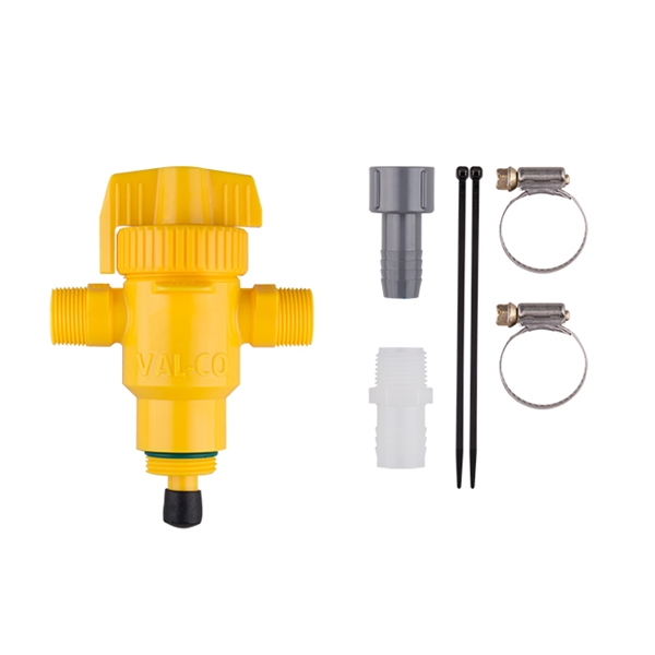 Valco® EZ Flush Intake Kit