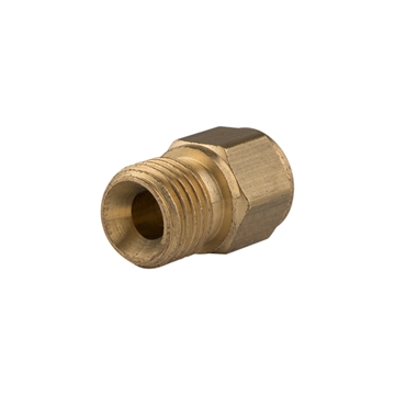 "Picture of Gas Hose Adapter 1/4"" x 1/8"""