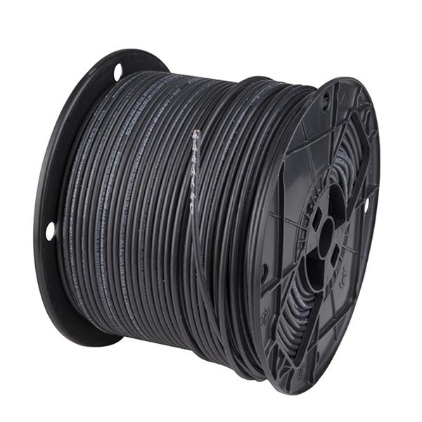 12 Ga Thhn Wire | 12 Ga Thhn Black Stranded Wire 500 Roll Hog Slat