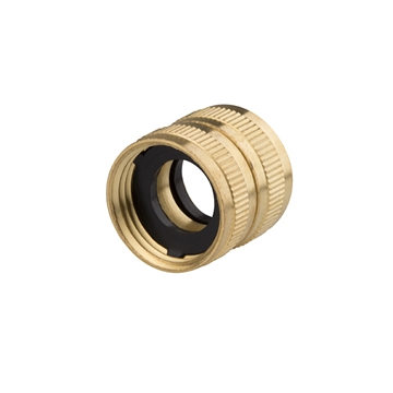"Picture of Brass Swivel Adapter 3/4"" FHT x 3/4"" FPT"