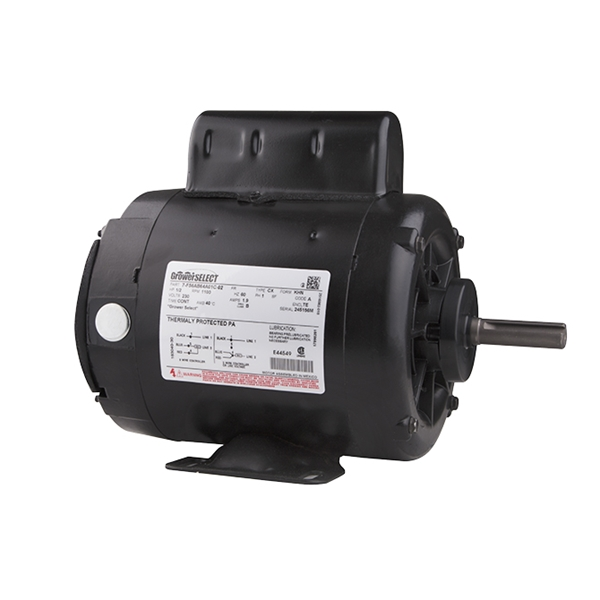 Picture of Grower SELECT® 1/2 HP 1100 RPM Fan Motor
