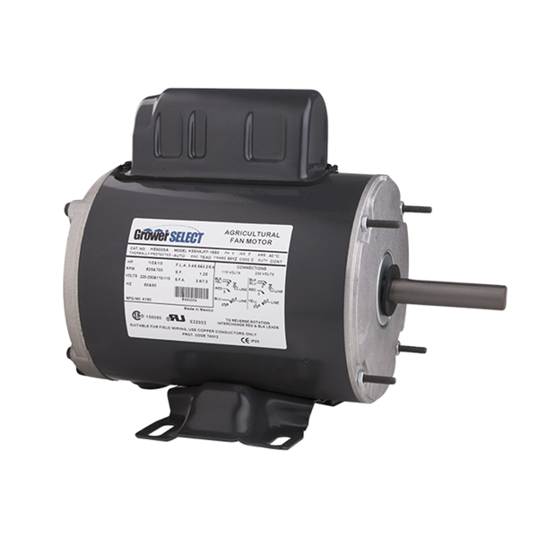 Picture of Grower SELECT® 1/2 hp 850 RPM Fan Motor