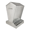 Picture of High Capacity Double Sided Chicken Feeder