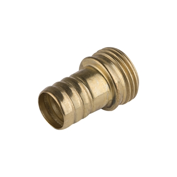 "Picture of 3/4"" Barb x  3/4'' MGHT Hose End Fitting"