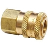 Picture of High Pressure Female Brass Couplers