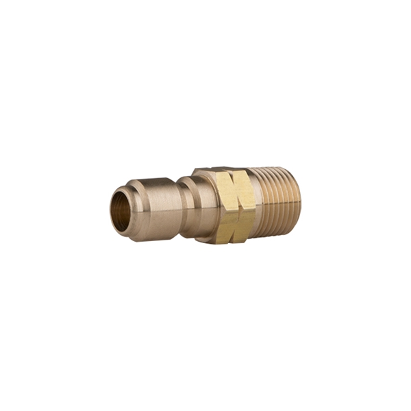 Picture of High Pressure Male Nipple Fitting - Brass