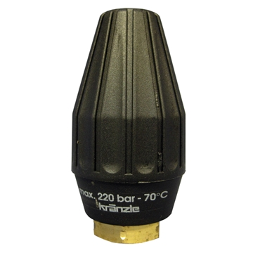 Picture of Dirt Killer Rotary Nozzle 5.5 Black