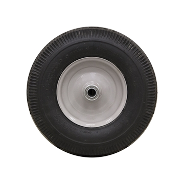 Picture of Solid Front Tire for 4 Wheel Carcass Cart