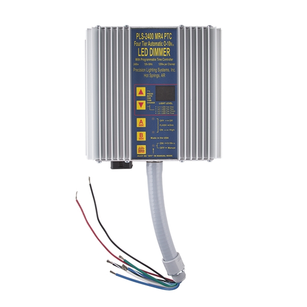 Picture of PLS-2400 MR4 Automatic Digital Light Dimmer