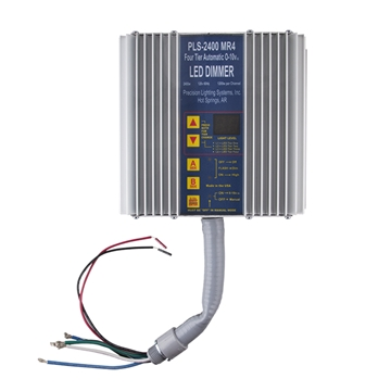 Picture of PLS-2400 MR4 Manual Digital Light Dimmer