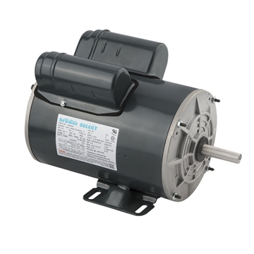 Picture of Grower SELECT® 1 HP 1725 RPM Fan Motor - High SF