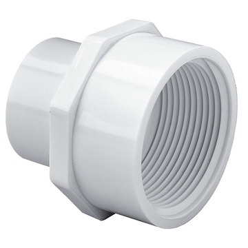 "Picture of 1"" PVC Reducing Female Adapter"